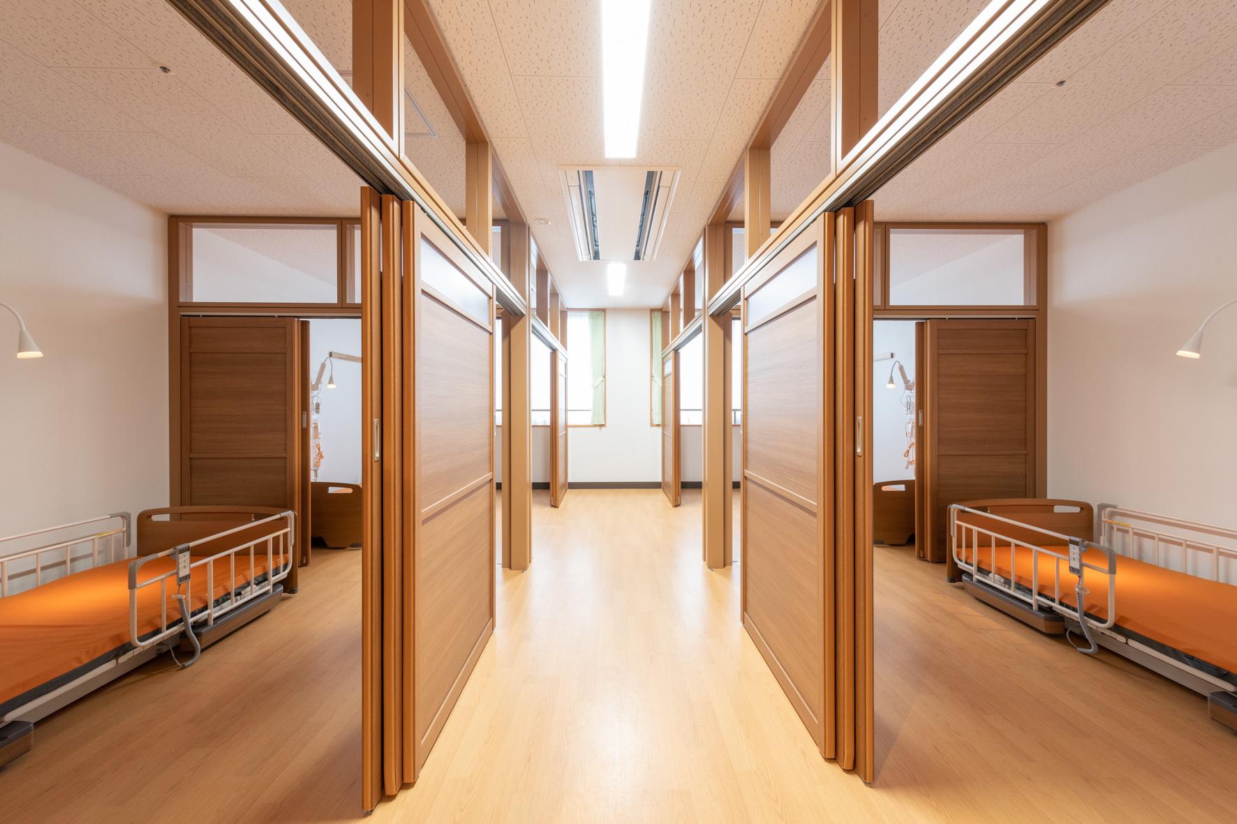 介護施設 2人部屋